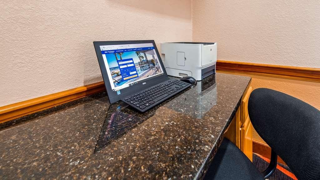 Best Western White Mountain Inn - centro de negocios-característica