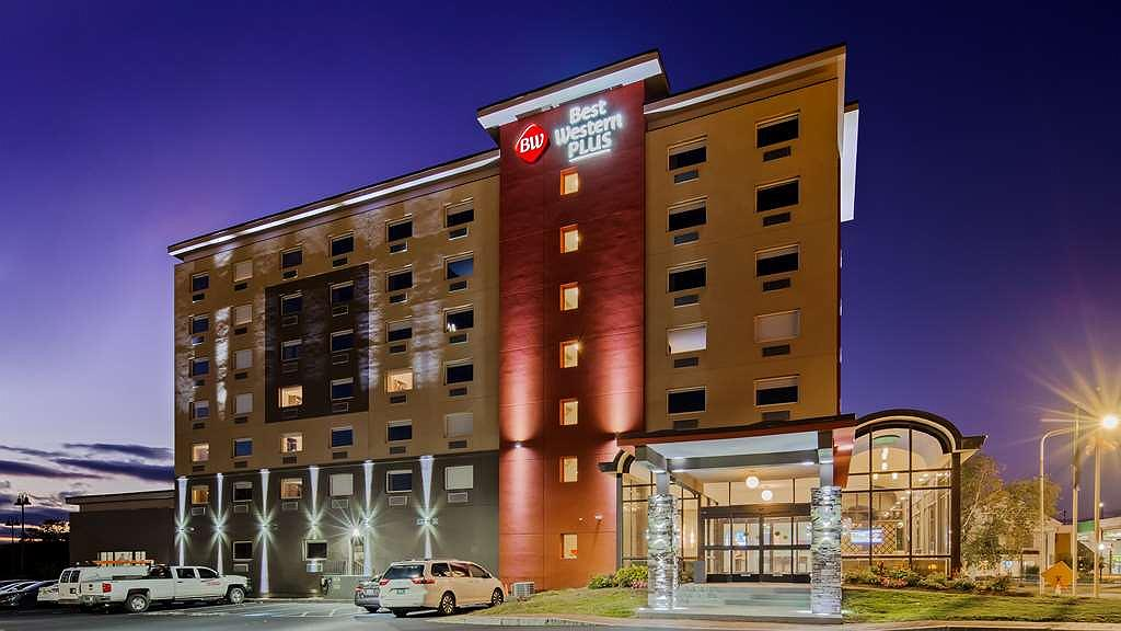 Best Western Plus Landmark Inn - Area esterna