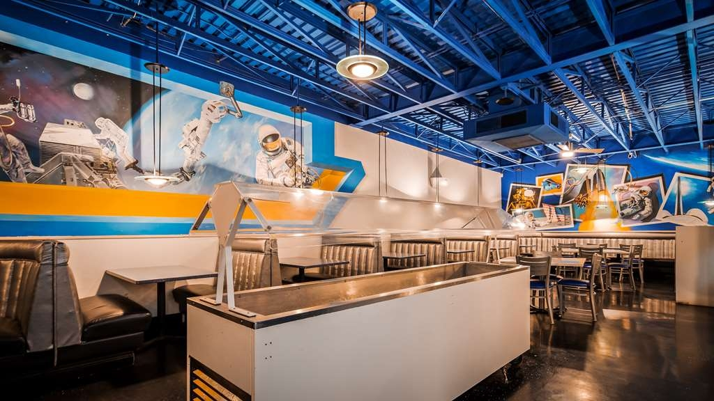 Best Western Space Age Lodge - Ristorante