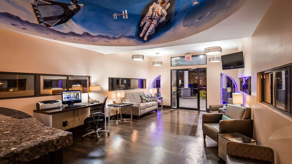 Best Western Space Age Lodge - Hall