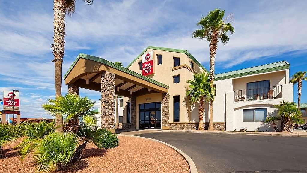 Best Western Plus King's Inn & Suites - Vista exterior