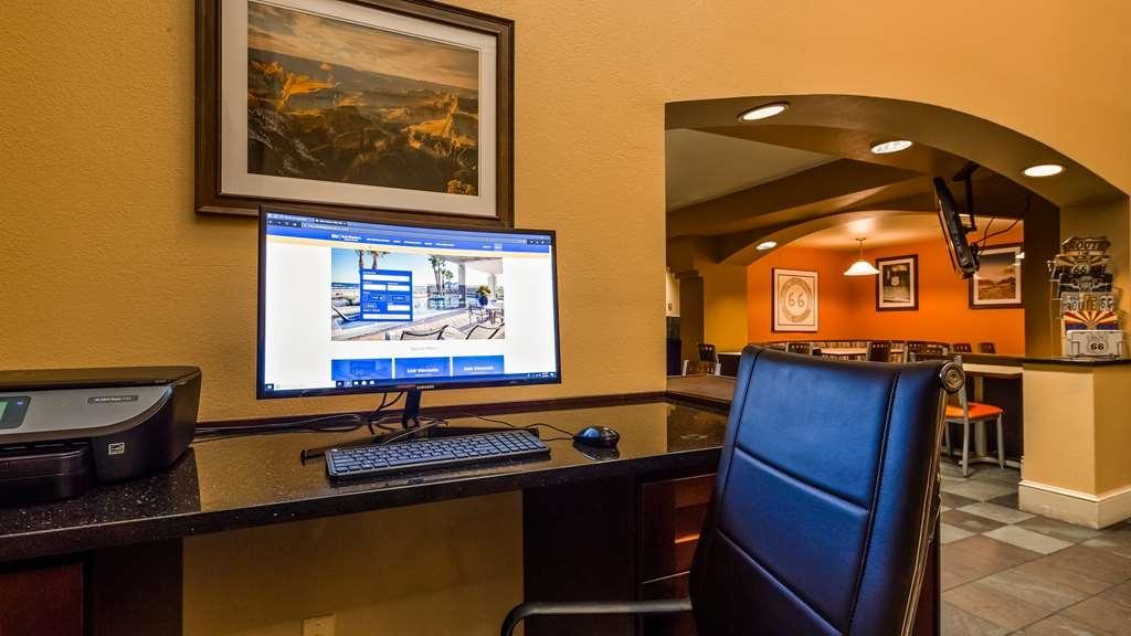 Best Western Plus King's Inn & Suites - affari-centro