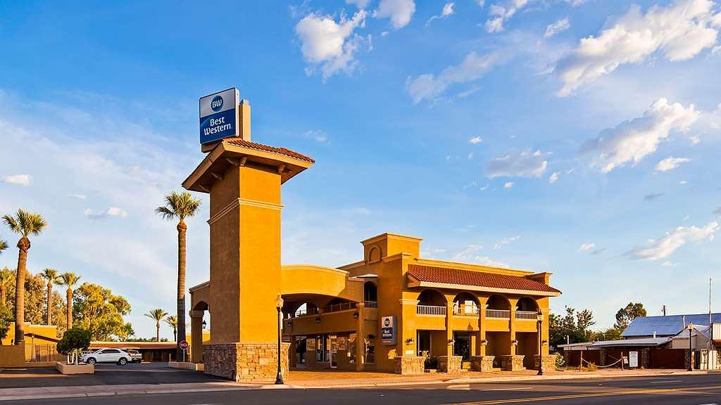 Best Western Rancho Grande - Area esterna