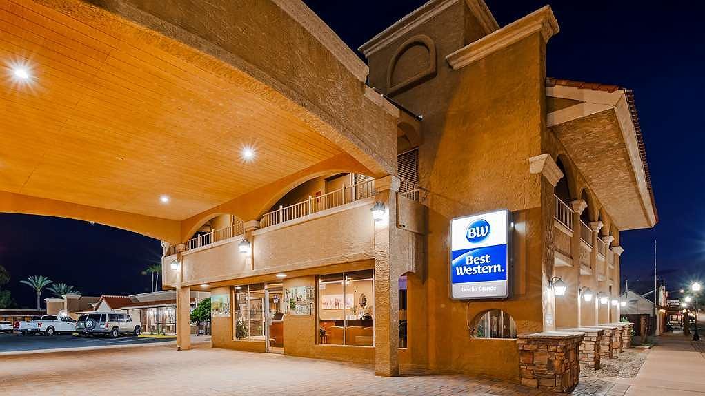 Best Western Rancho Grande - Vista exterior