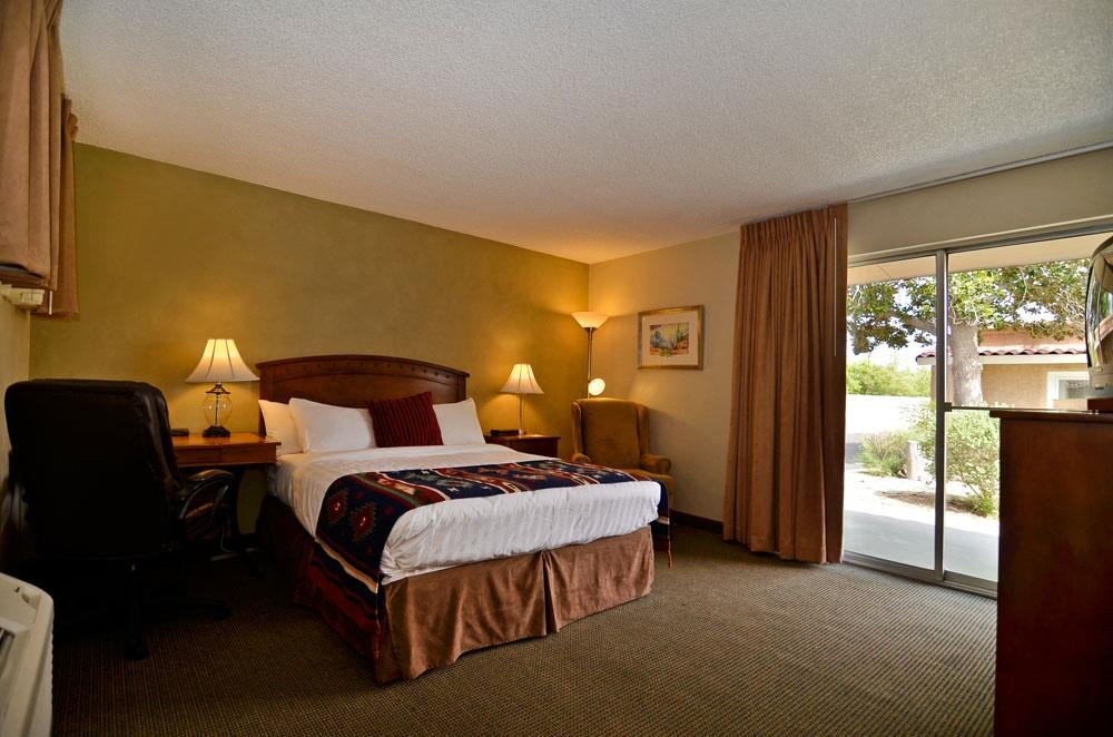 Best Western Rancho Grande - Camera con letto king size (non fumatori)