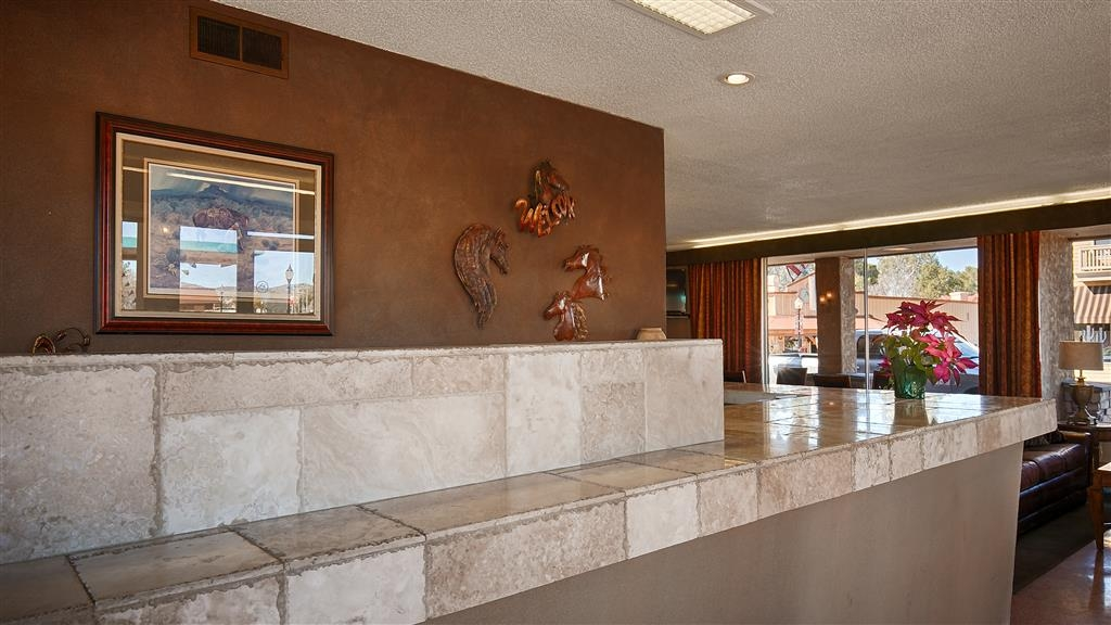 Best Western Rancho Grande - Reception