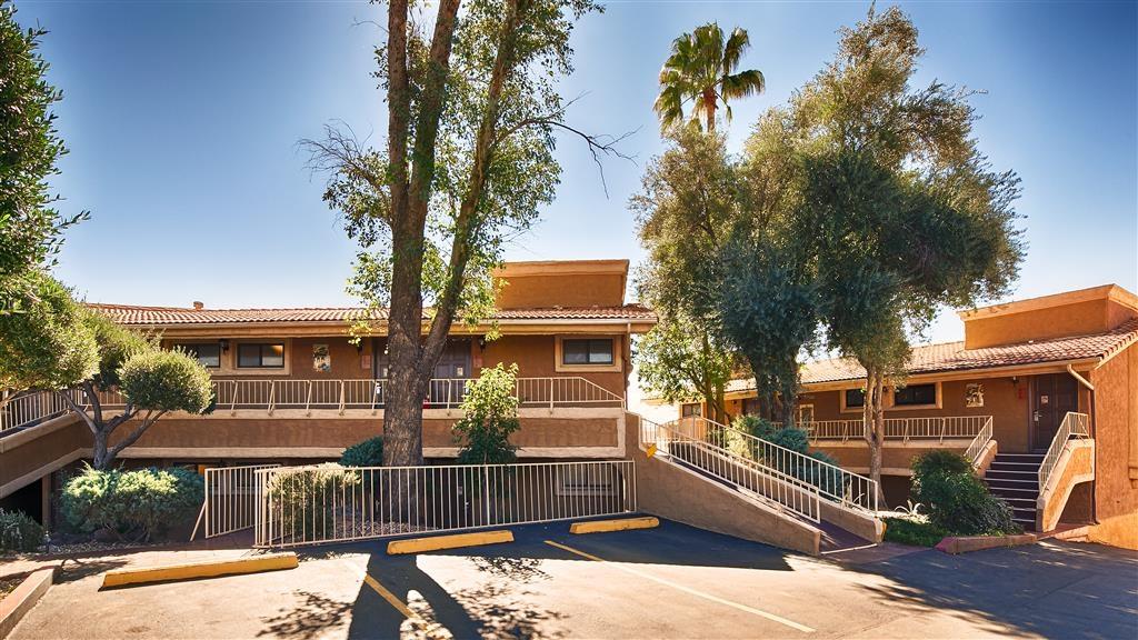Best Western Rancho Grande - Vista esterna