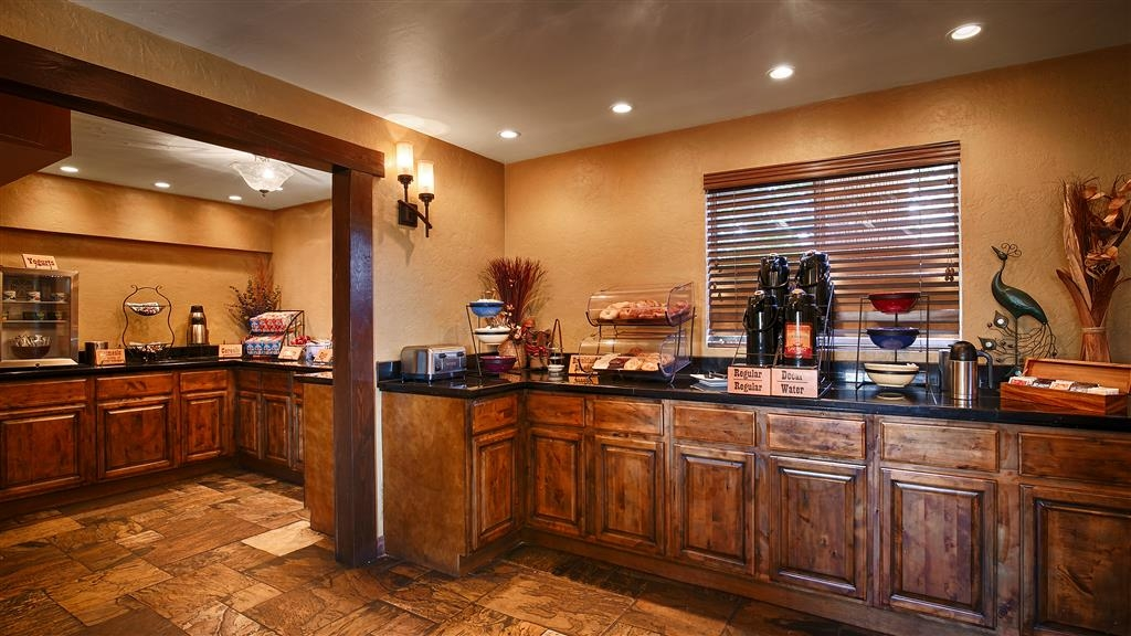 Best Western Rancho Grande - Breakfast Area
