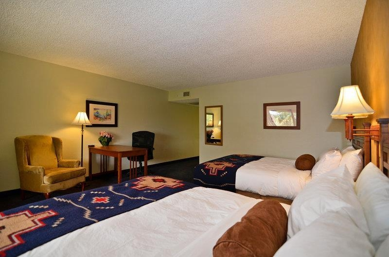Best Western Rancho Grande - 2 Oversized Queen Bed