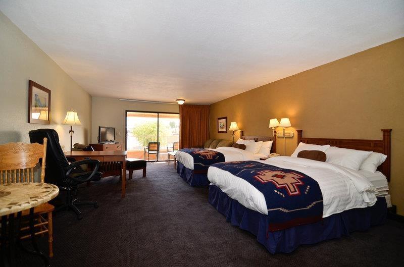 Best Western Rancho Grande - Chambres / Logements