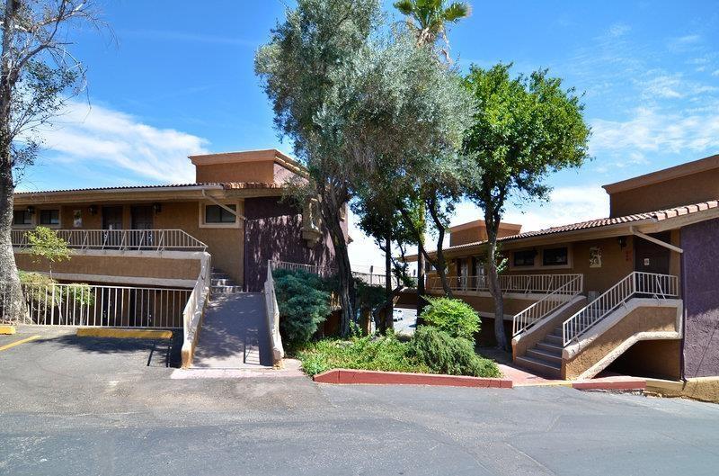 Best Western Rancho Grande - Außenansicht