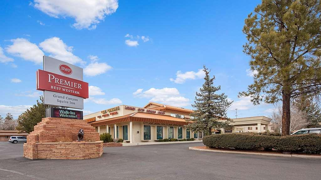 Best Western Premier Grand Canyon Squire Inn - Aussenansicht