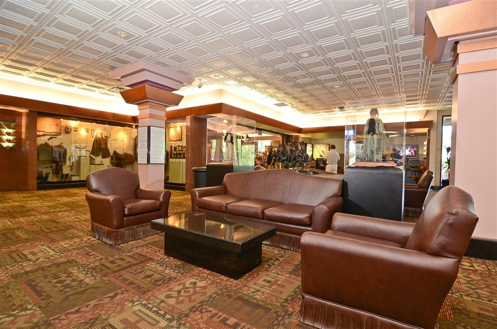 Best Western Premier Grand Canyon Squire Inn - Vestíbulo