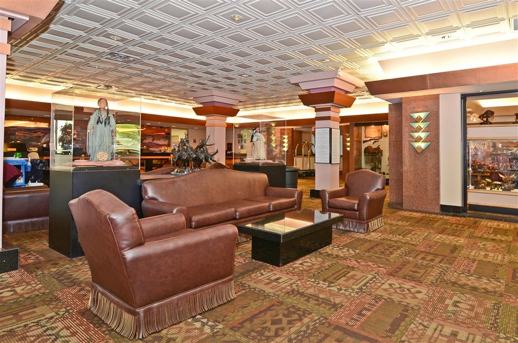 Best Western Premier Grand Canyon Squire Inn - Hall dell'hotel
