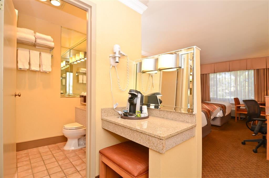 Best Western Premier Grand Canyon Squire Inn - Bagno