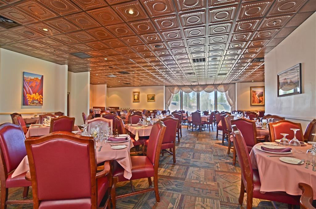 Best Western Premier Grand Canyon Squire Inn - Restaurante