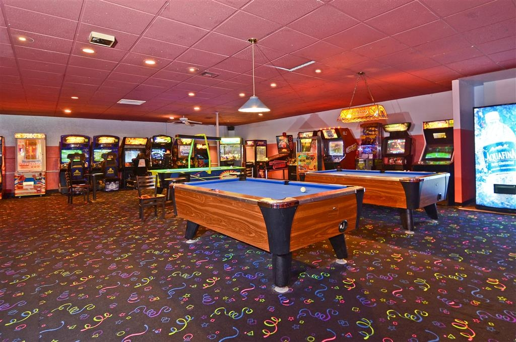 Best Western Premier Grand Canyon Squire Inn - Sala de juegos