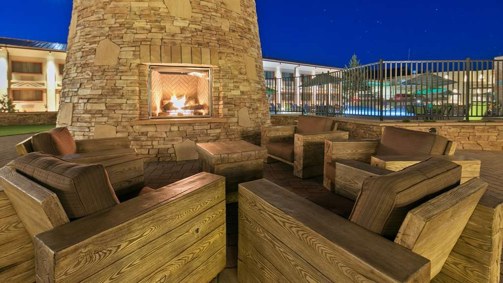 Best Western Premier Grand Canyon Squire Inn - Vista Exterior