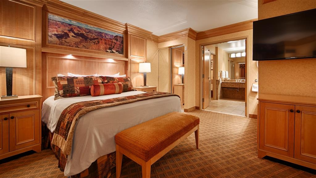 Best Western Premier Grand Canyon Squire Inn - Suite