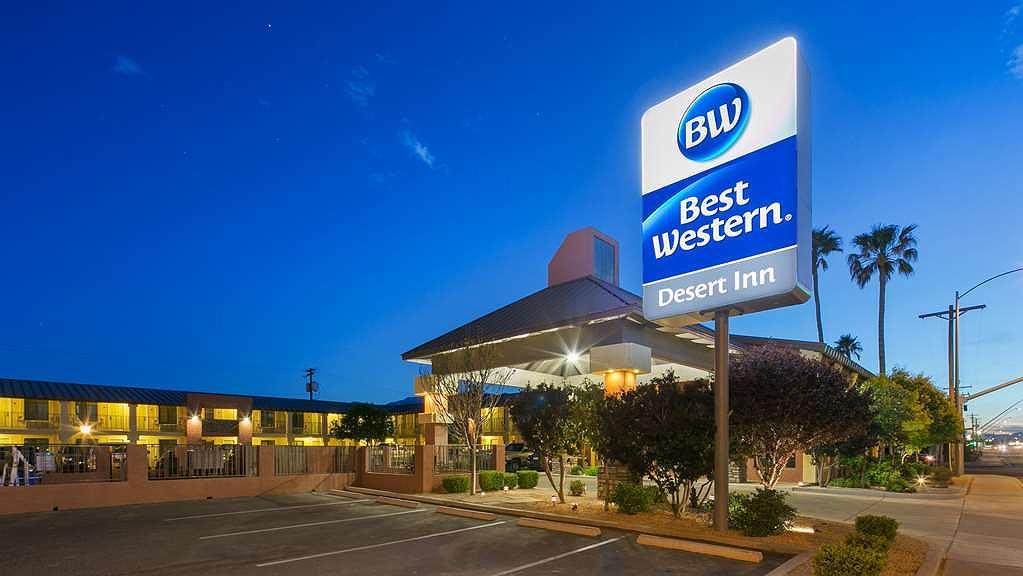 Best Western Desert Inn - Vista exterior