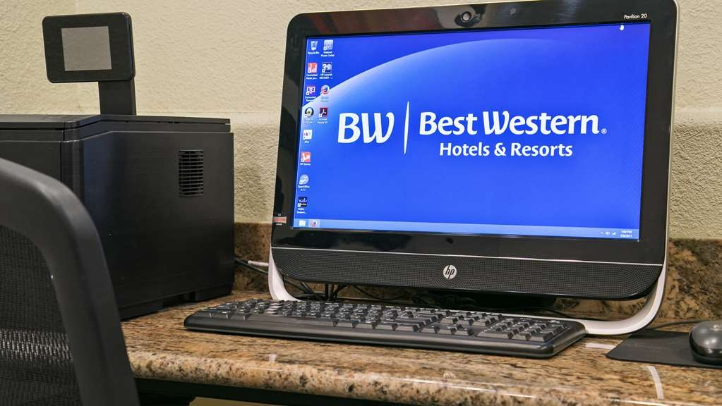 Best Western Desert Inn - Stay productive during your time away from home in our business center.