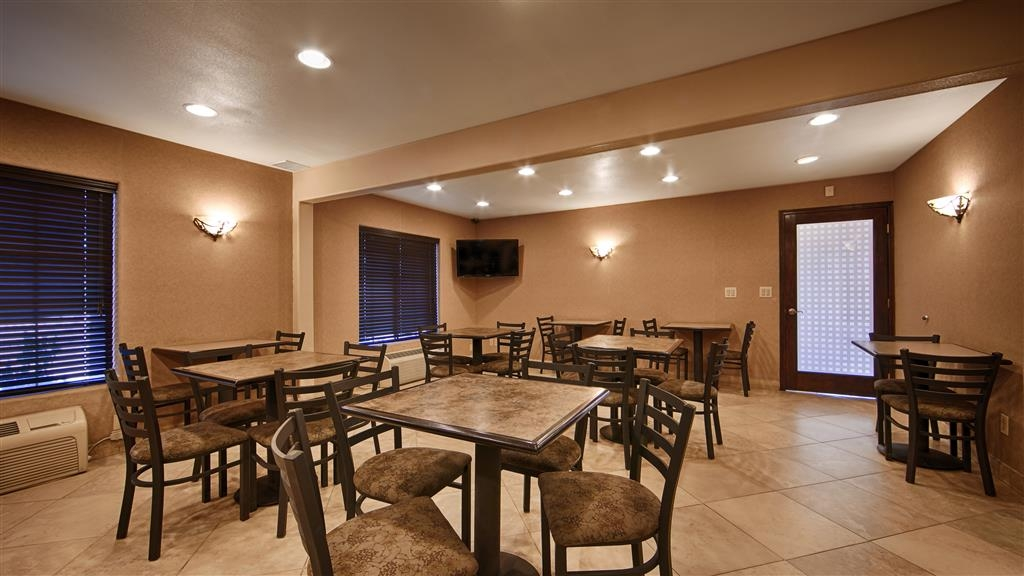 Best Western Desert Inn - Zona pranzo