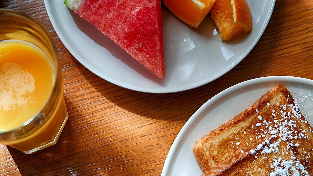 Wayfayrer toute la journée de Petit-déjeuner