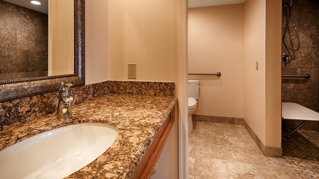 Best Western Plus A Wayfarer's Inn and Suites - Guest Bathroom Vanity