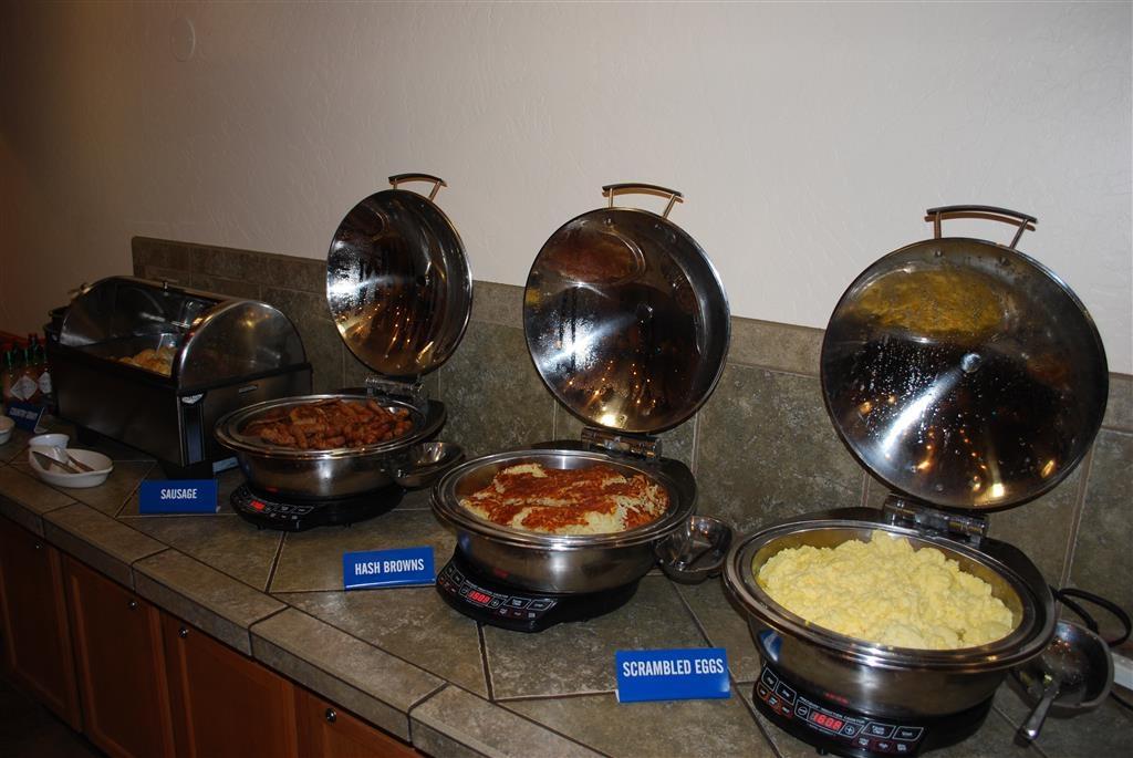 Best Western Prescottonian - Frühstücksbuffet