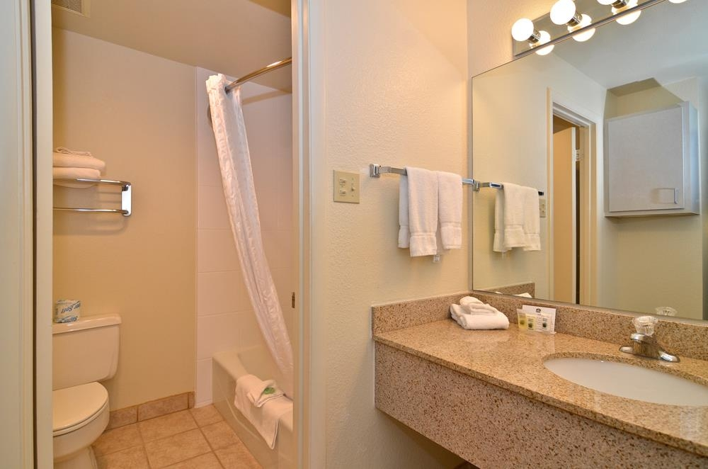 Best Western Prescottonian - Salle de bains