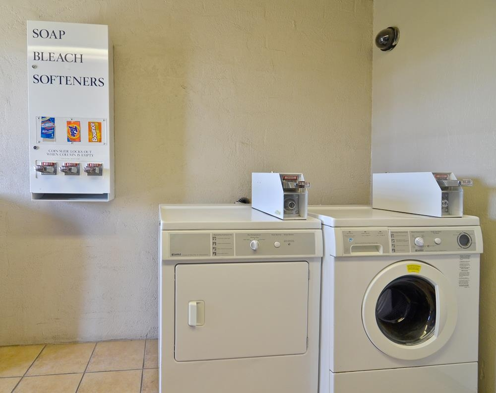 Best Western Prescottonian - Guest Laundry Facilities