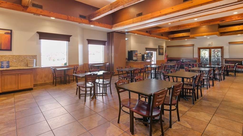 Best Western Prescottonian - Restaurant / Gastronomie