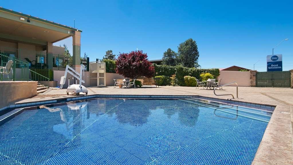 Best Western Prescottonian - Vue de la piscine