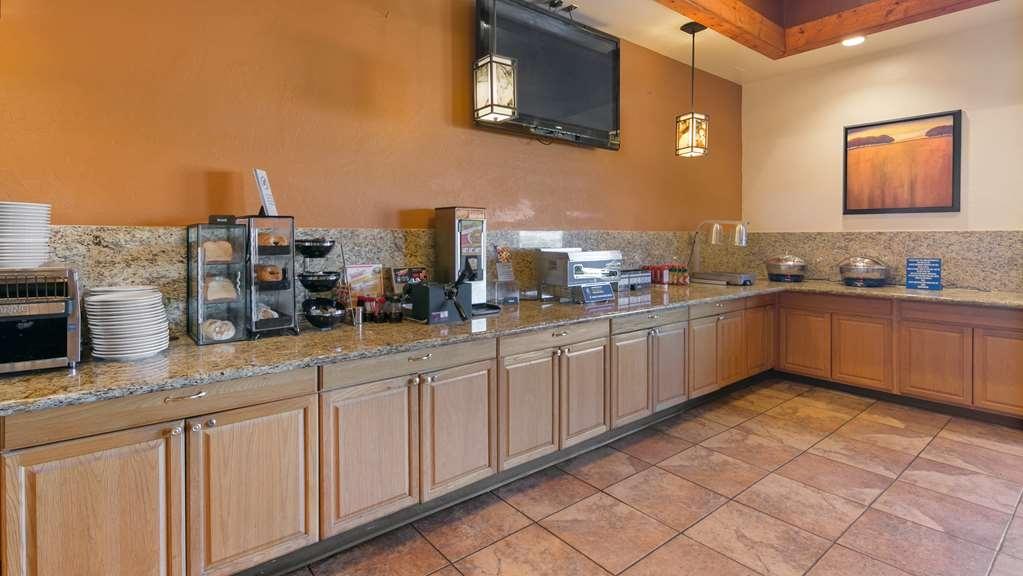 Best Western Prescottonian - Le petit déjeuner buffet