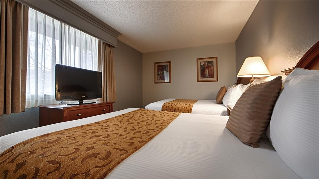 Best Western Prescottonian - Gästezimmer