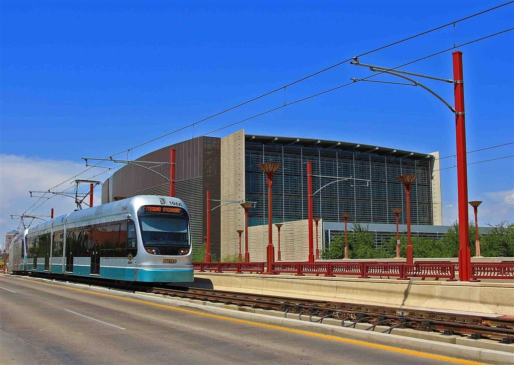 Best Western Airport Inn - The Light Rail is a great way to explore Phoenix, Tempe, and Mesa! Just minutes away !