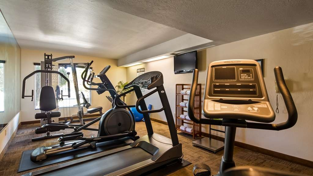Best Western Airport Inn - Keep your exercise program on track!