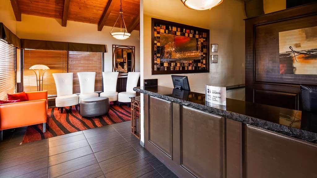 Best Western Arizonian Inn - Vue du lobby