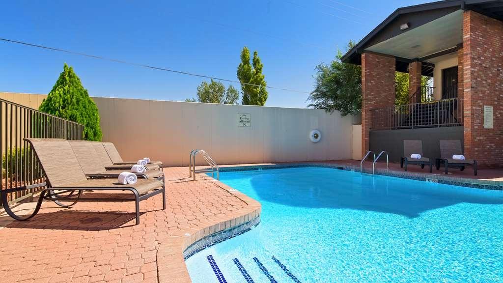 Best Western Arizonian Inn - Vue de la piscine