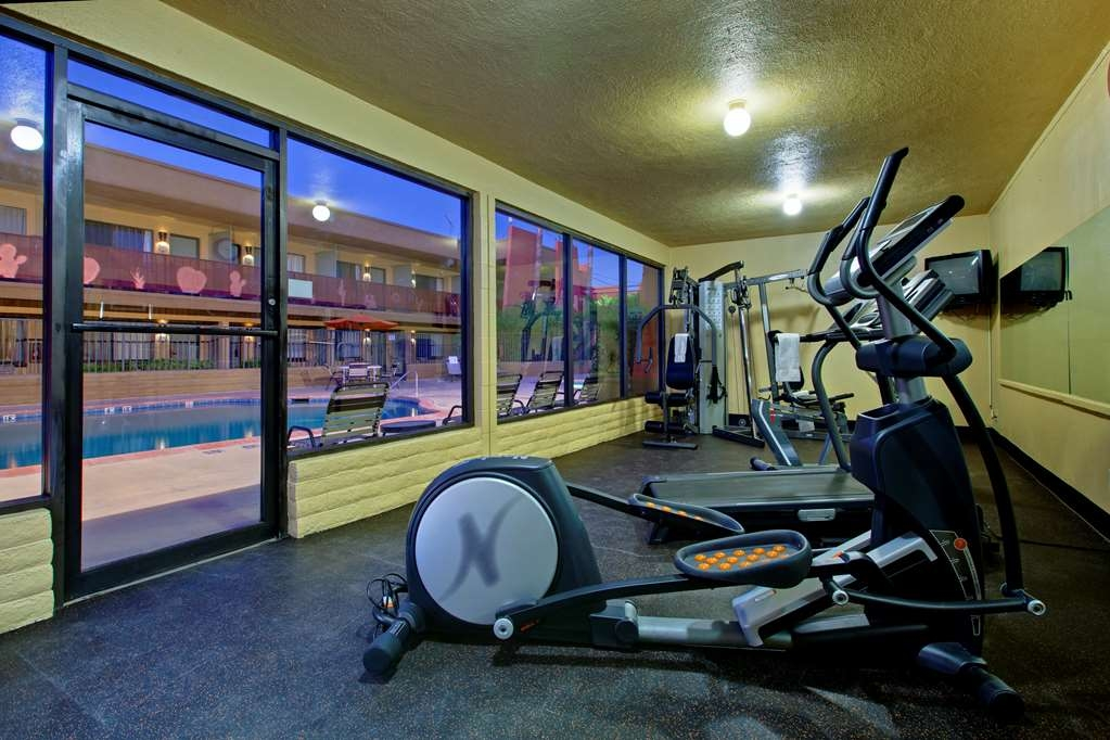 Best Western Royal Sun Inn & Suites - Fitnessraum