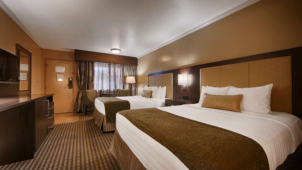 Best Western Royal Sun Inn & Suites - standard double