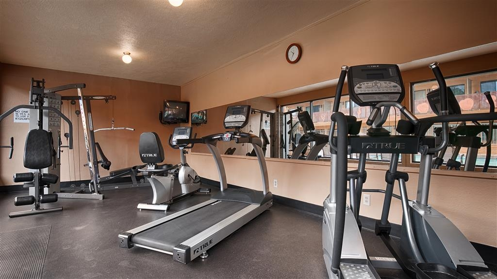 Best Western Royal Sun Inn & Suites - Fitnessstudio