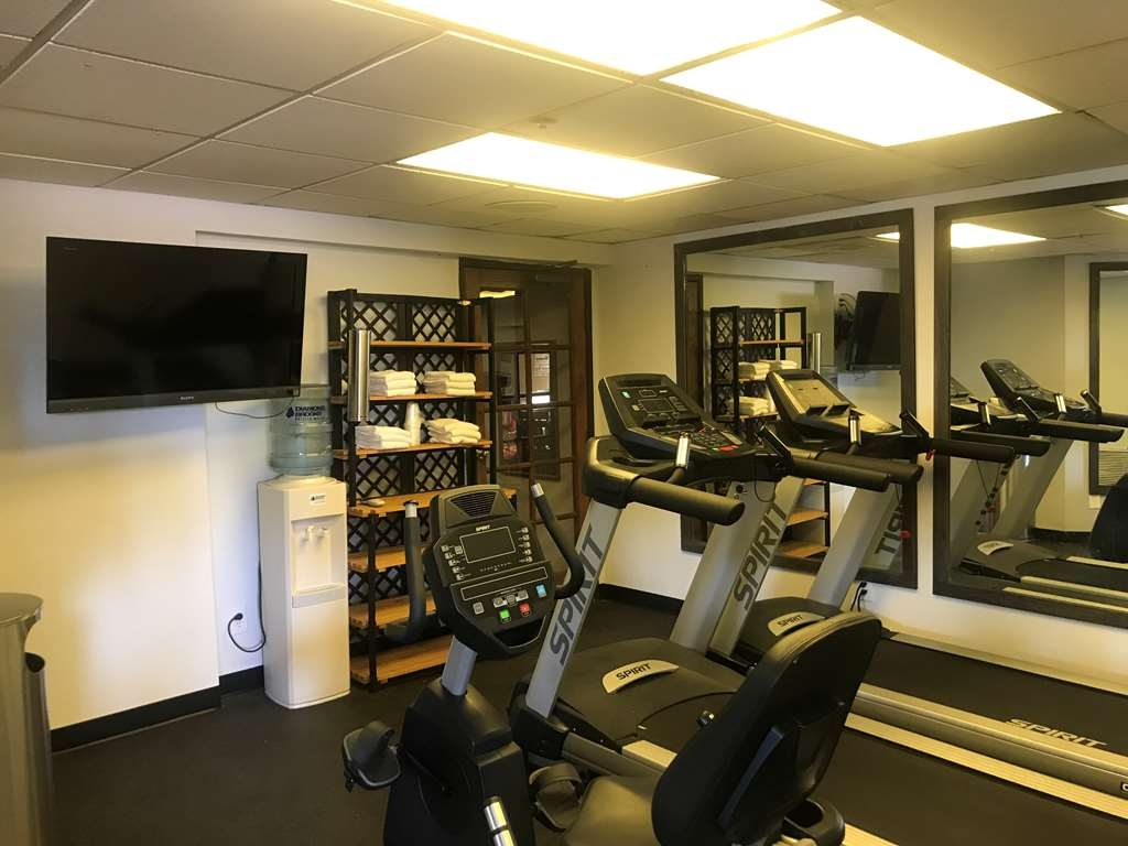 Best Western InnSuites Yuma Mall Hotel & Suites - Fitness Center