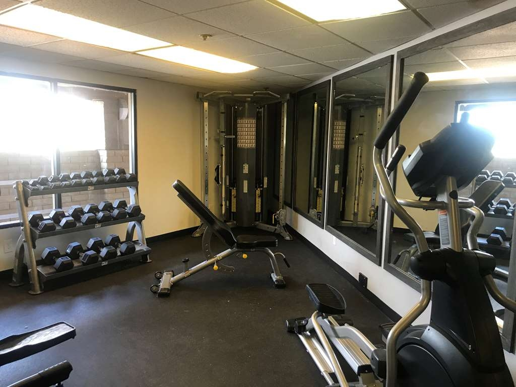 Best Western Yuma Mall Hotel & Suites - Fitness Center