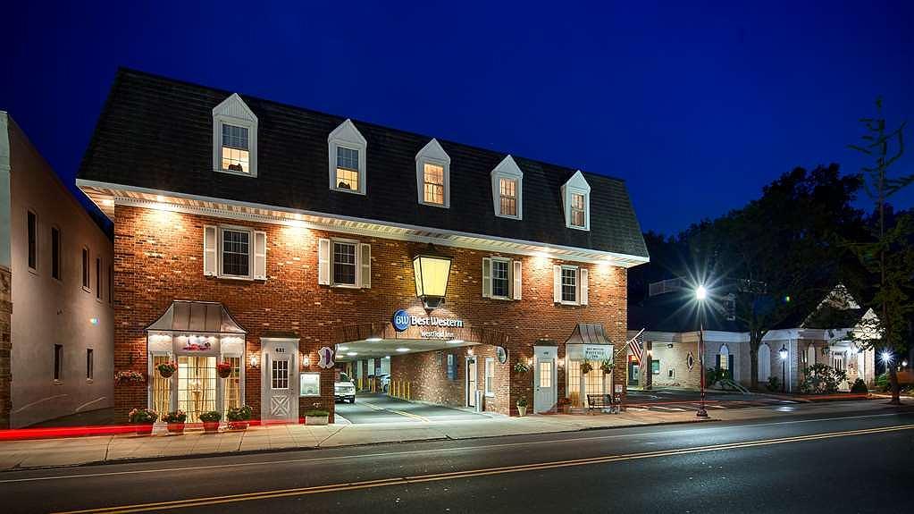 Best Western Westfield Inn - Vue extérieure