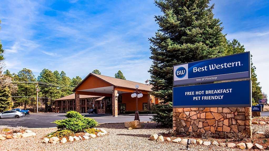 Best Western Inn of Pinetop - Vista exterior