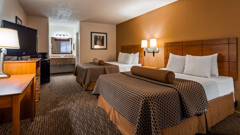 Best Western Inn of Pinetop - Chambres / Logements