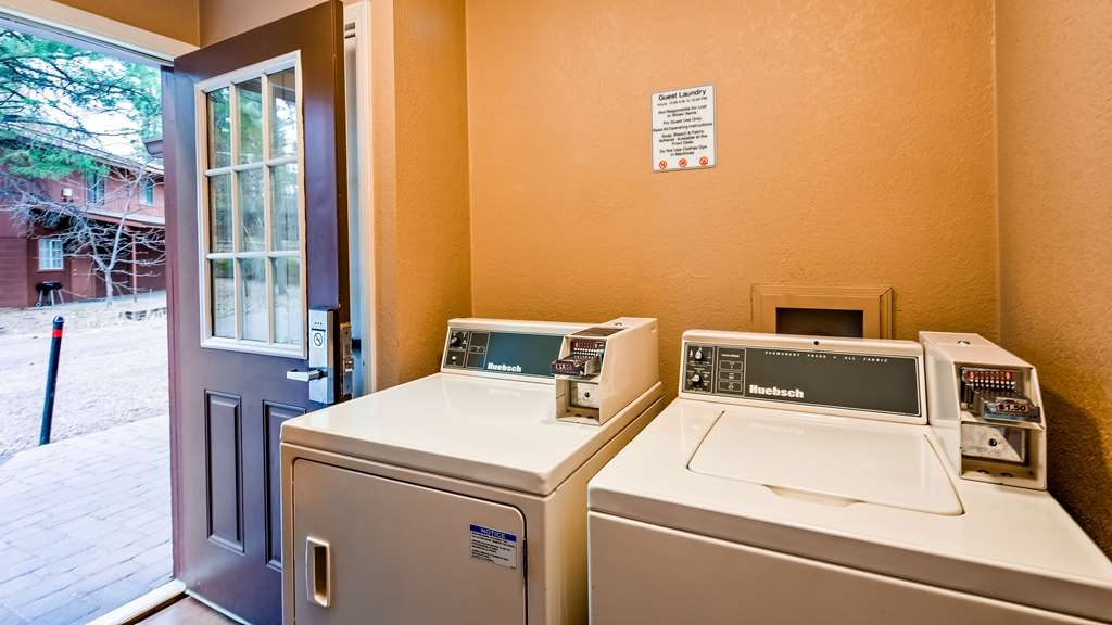 Best Western Inn of Pinetop - Laundry Facilities