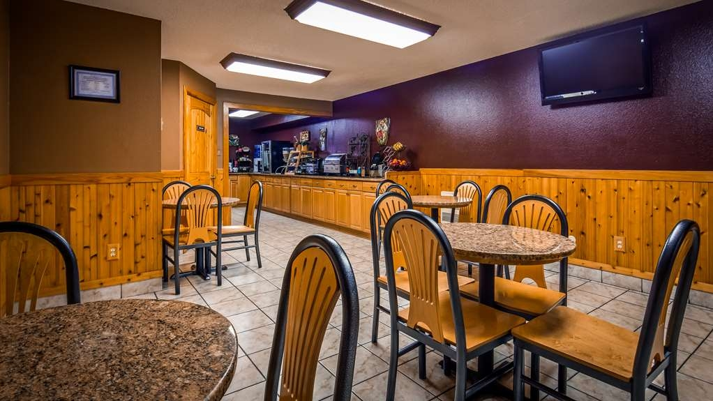 Best Western Inn of Pinetop - Breakfast Area
