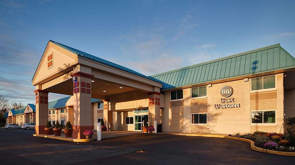 Best Western Burlington Inn - Vue extérieure
